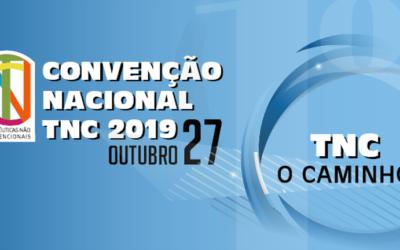 Convenção Nacional Das TNC 2019