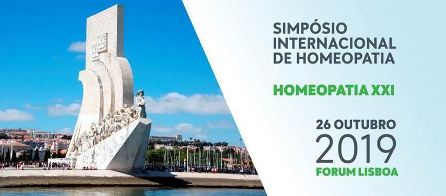 Simpósio Internacional de Homeopatia 2019